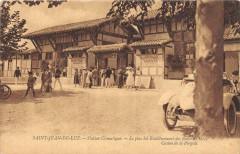 Saint Jean De Luz Le Plus Bel Etablissement Des Bains De Mer Casino De La - Saint-Jean-de-Luz