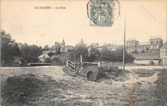 La Faloise Le Pont - La Faloise
