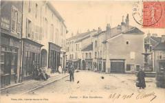 Jussey La Rue Gambetta - Jussey