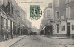 Chateauroux Rue Victor Hugo - Châteauroux