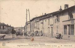 Villotte DevantSaint-Mihiel Quartier Des Ecoles La Poste - Saint-Mihiel