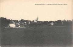 Magnac Bourg Vue Panoramique Cote Nord Ouest - Magnac-Bourg
