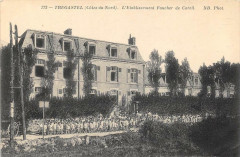 Tregastel L'Etablissement Foucher De Careil - Trégastel
