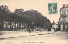 Chateauroux Place Lafayette - Châteauroux
