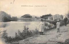 Moneteau Les Bords De L'Yonne - Monéteau