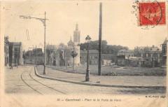 Place de la Porte de Paris - Cambrai