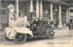 Nancy Fete Des Fleurs Nancy 12 Septembre 1909  (N°18 - Nancy