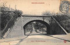 Arcueil Cachan Avenue Carnot 94 Arcueil
