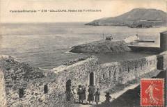 Collioure Restes De Fortifications - Collioure