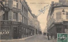 Evreux La Rue Chartraine - Évreux