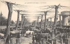 Langon Le Foirail (animée - Langon