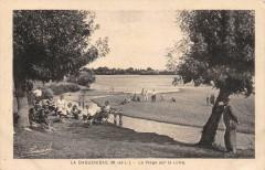 La Dagueniere La Plage Sur La Loire - Loiré
