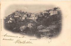 20 Corse Belgodere (dos non divisé) - Belgodère