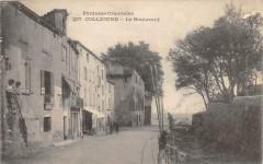 Collioure Le Boulevard - Collioure
