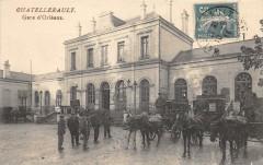 Chatellerault Gare D'Orleans - Châtellerault