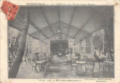 Castelnaudary La Gibelle Vue De L'Etablissement (cliché rare - Castelnaudary