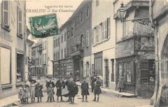 Charlieu Rue Chanteloup (superbe - Charlieu