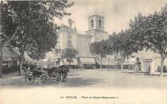 Pertuis Place Du 4 Septembre - Pertuis