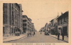 Champigny Sur Marne Avenue De La Republique 94 Champigny-sur-Marne