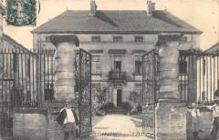 Dampierre Sur Salon Chateau - Dampierre-sur-Salon