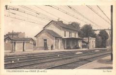 Villemoisson Sur Orge La Gare - Villemoisson-sur-Orge