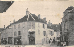 Sellieres Rue Saint Pierre - Sellières
