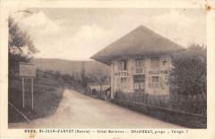 Saint Jean D'Arvey Hotel Bellevue Grangeat - Saint-Jean-d'Arvey