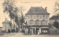Dange Avenue Saint Romain - Saint-Romain