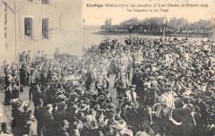 Nevers Cortege Historique De Jeanne D´ARC 1909 Les Seigneurs Et Les Pages - Nevers