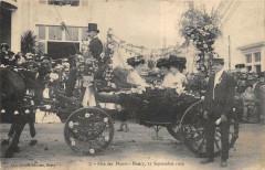 Nancy Fete Des Fleurs Nancy 12 Septembre 1909  (N°5 - Nancy