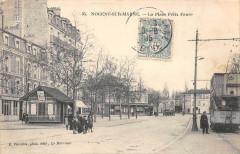 Nogent Sur Marne Place Felix Faure - Nogent-sur-Marne