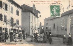 Osseja Pres De Bourg Madame La Place (animation top - Osséja