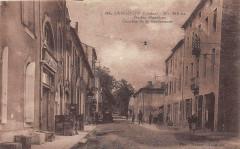 Langogne Quartier De La Gendarmerie - Langogne
