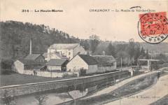 Chaumont Le Moulin Du Val Des Choux - Chaumont