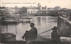 65 Saint Jean De Luz Le Port De Peche - Saint-Jean-de-Luz
