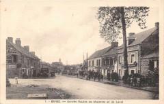 Ernee Arrivees Routes De Mayenne Et De Laval - Ernée