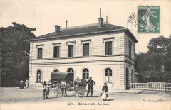 Bonneval La Gare (Animee - Bonneval
