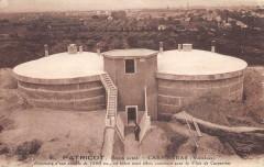 Carpentras Reservoirs D´EAU Potable E.patricot Beton Arme - Carpentras
