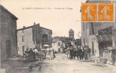Saint Cyprien Entree Du Village - Saint-Cyprien