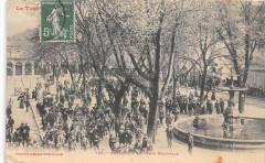 Castres La Place Nationale - Castres