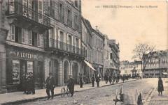 Bergerac La Rue Du Marche - Bergerac