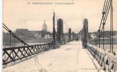 Jargeau Le Pont Suspendu - Jargeau
