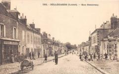 Bellegarde Rue Demersay - Bellegarde