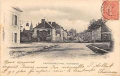 Bellegarde Rue Demersay (dos non divisé) - Bellegarde