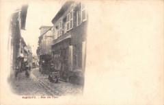 Pontivy Rue Du Pont (dos non divisé) - Pontivy