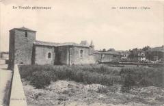 Sigournais L'Eglise - Sigournais