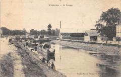 Vierzon Le Barrage (cliché pas courant - Vierzon