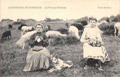 L'Auvergne Pittoresque La Vie Aux Champs (cliché pas courant - Champs