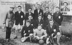 Theme Football Club Athletique De Saint Gaultier Equipe Premiere Saison 1 - Saint-Gaultier