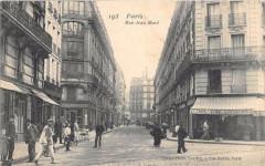 Paris XIe Rue Jean Mace - Paris 11e
